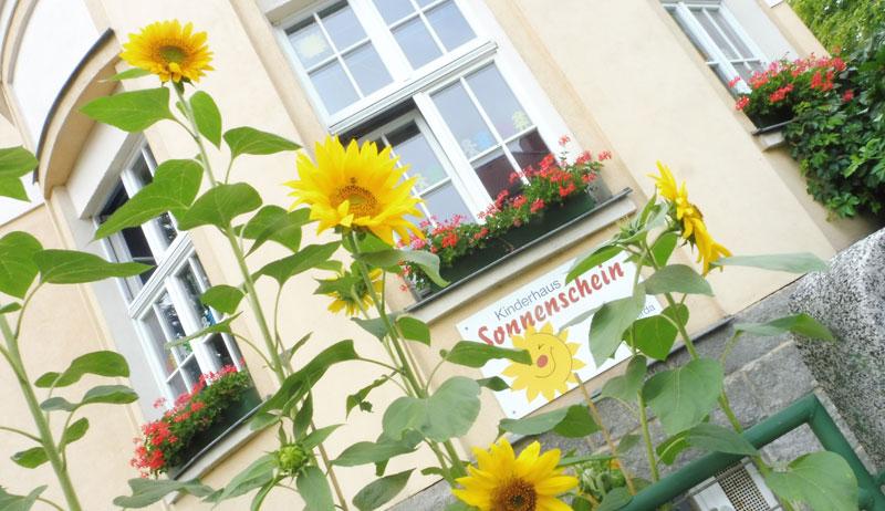 Kinderhaus Sonnenschein - Haus 1