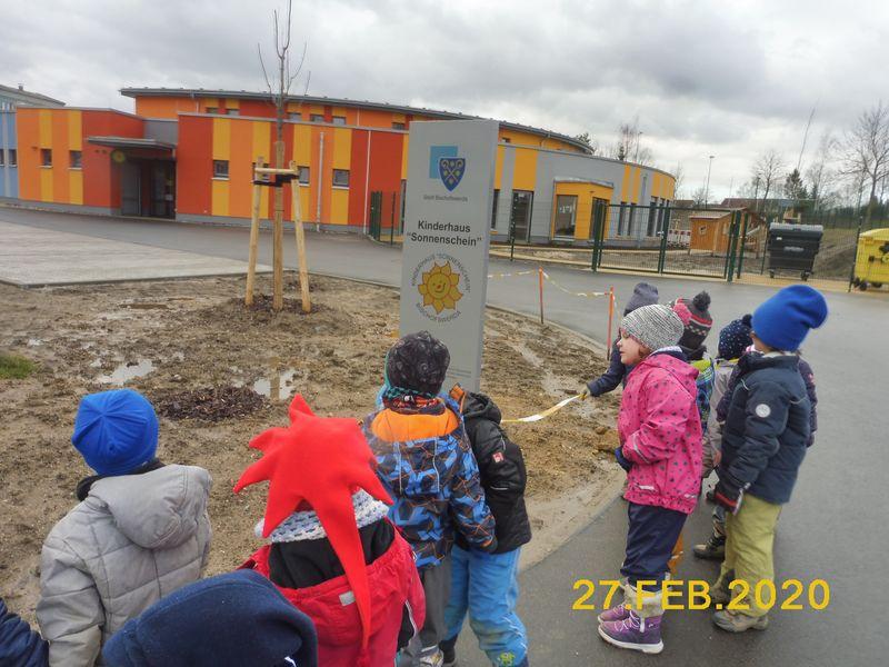 Neuer Kindergarten Sonnenschein